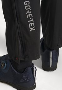 Gore Wear - C5 DAMEN GORE-TEX ACTIVE TRAIL HOSE - Outdoor trousers - black - 7