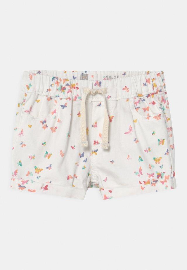 TODDLER GIRL - Shorts - optic white