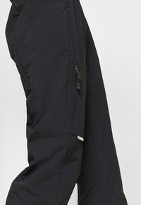 Nike Performance - PANT - Tracksuit bottoms - black/silver - 5