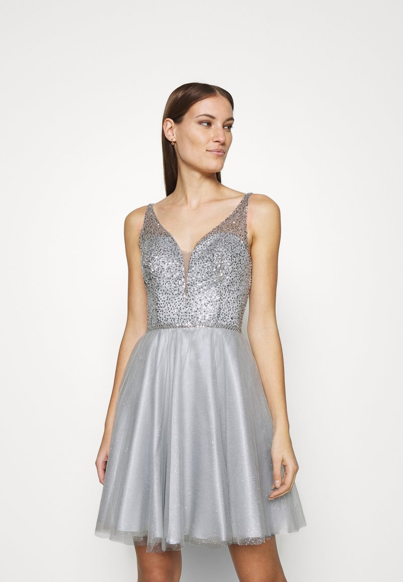 Swing - Cocktail dress / Party dress - silver gray