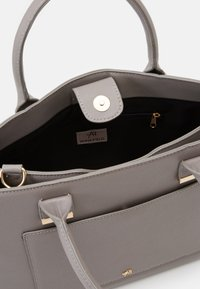 Anna Field - Handtasche - light grey - 2
