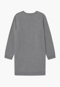 Tommy Hilfiger - RUFFLE - Denní šaty - grey - 1