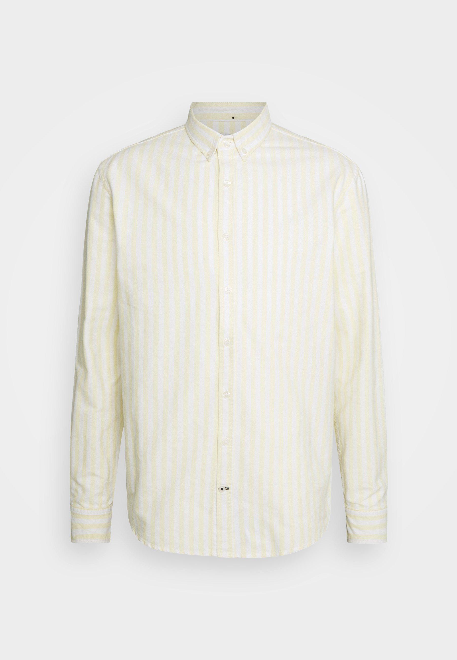 Men JOHAN OXFORD STRIPE  - Shirt