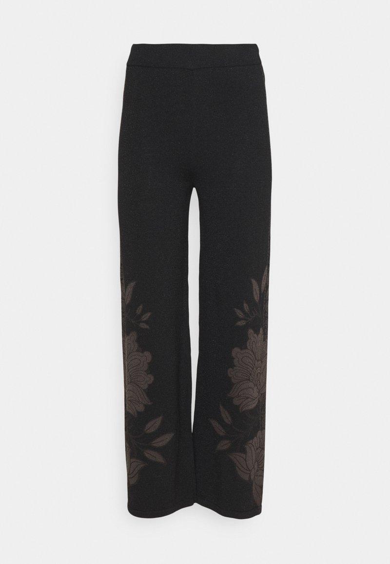 Desigual - PANT VENUS - Trousers - black