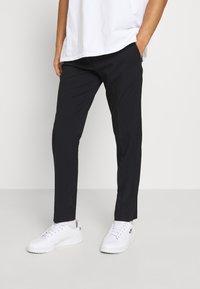 Burton Menswear London - SLIM 2 PACK - Kangashousut - navy - 3