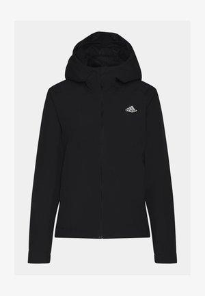 BSC 3-STRIPES RAIN.RDY - Summer jacket - black