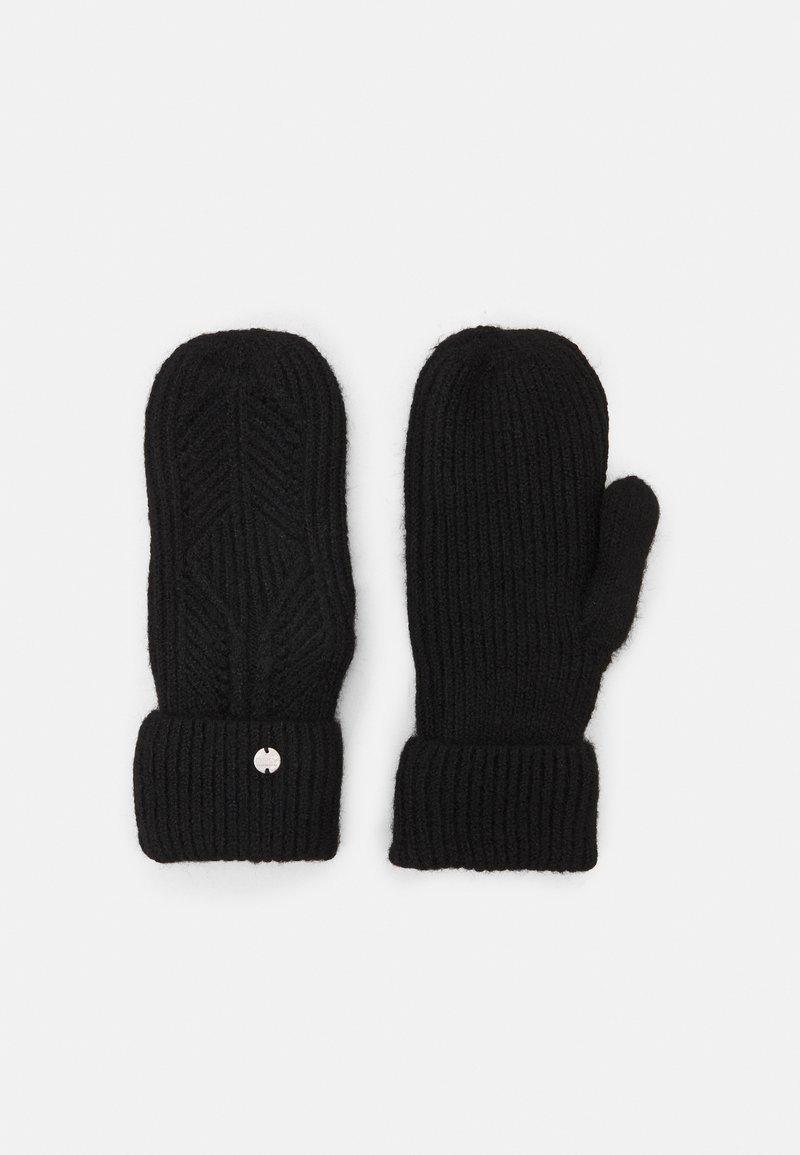 ONLY - ONLERIKA LIFE MITTEN - Rękawiczki z jednym palcem - black