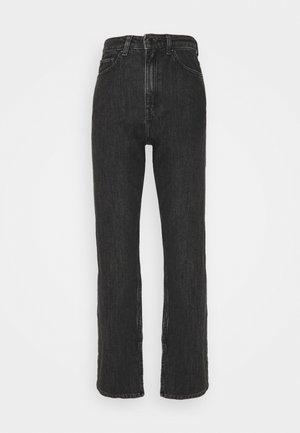 ROWE NEW SPLIT - Jeans a sigaretta - new black