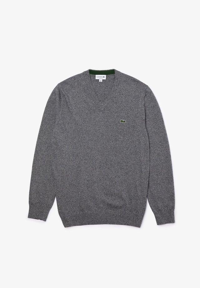 AH1951 - Pullover - heidekraut grau
