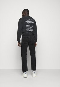 The Kooples - JEAN - Straight leg jeans - black - 2