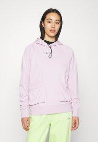 Nike Sportswear - HOODIE - Sweatshirt - iced lilac/white - 0