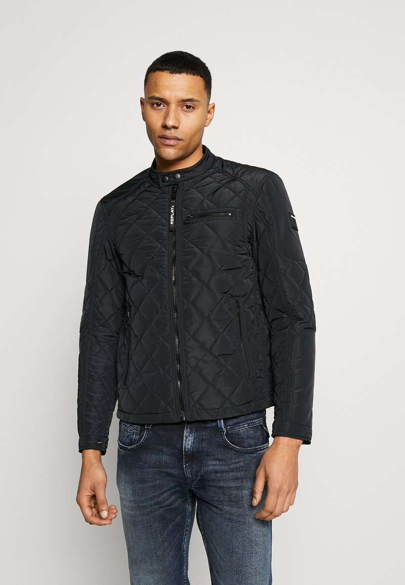 Replay - Light jacket - black