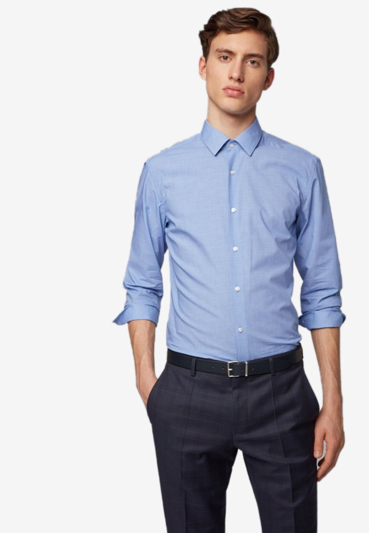 BOSS - ISKO - Formal shirt - blue