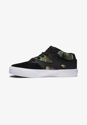 KALIS VULC - Sneakers laag - black/camo