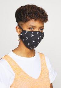Even&Odd - 3 PACK - Látková maska - multi/lilac - 1