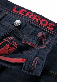 LERROS - ARUN - Relaxed fit jeans - dark water - 3