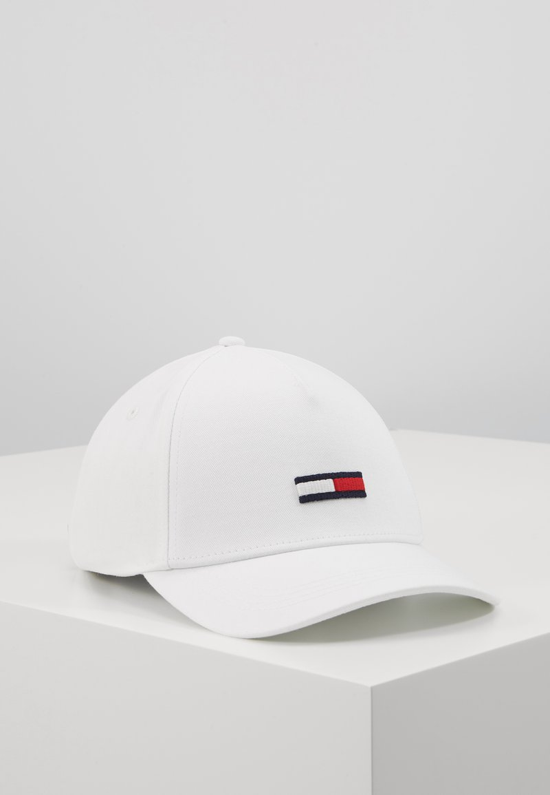 Tommy Hilfiger - FLAG  - Caps - white
