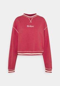 Kickers Classics - CROPPED - Sweatshirt - pink - 0