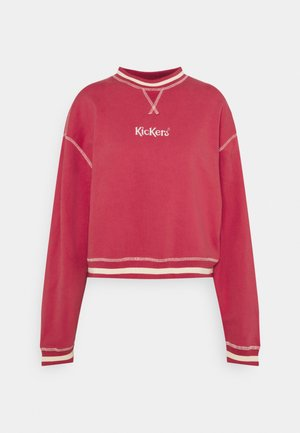 CROPPED - Sweatshirt - pink