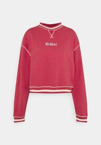 CROPPED - Sweatshirt - pink