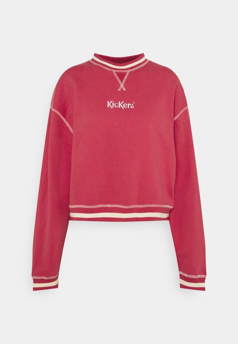 Kickers Classics - CROPPED - Sweatshirt - pink