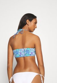 Buffalo - BUSTIER - Bikini top - blue - 2