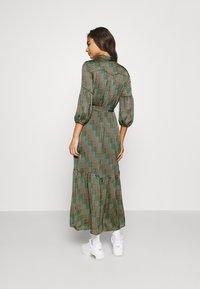 Vero Moda - VMBERTA ANKLE DRESS  - Vestito lungo - fir green - 2