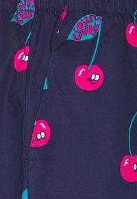 Lousy Livin Underwear - PYJAMA PANT CHERRIES - Pyžamový spodní díl - blue dive - 2