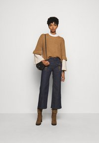 See by Chloé - Jumper - brown/white - 1