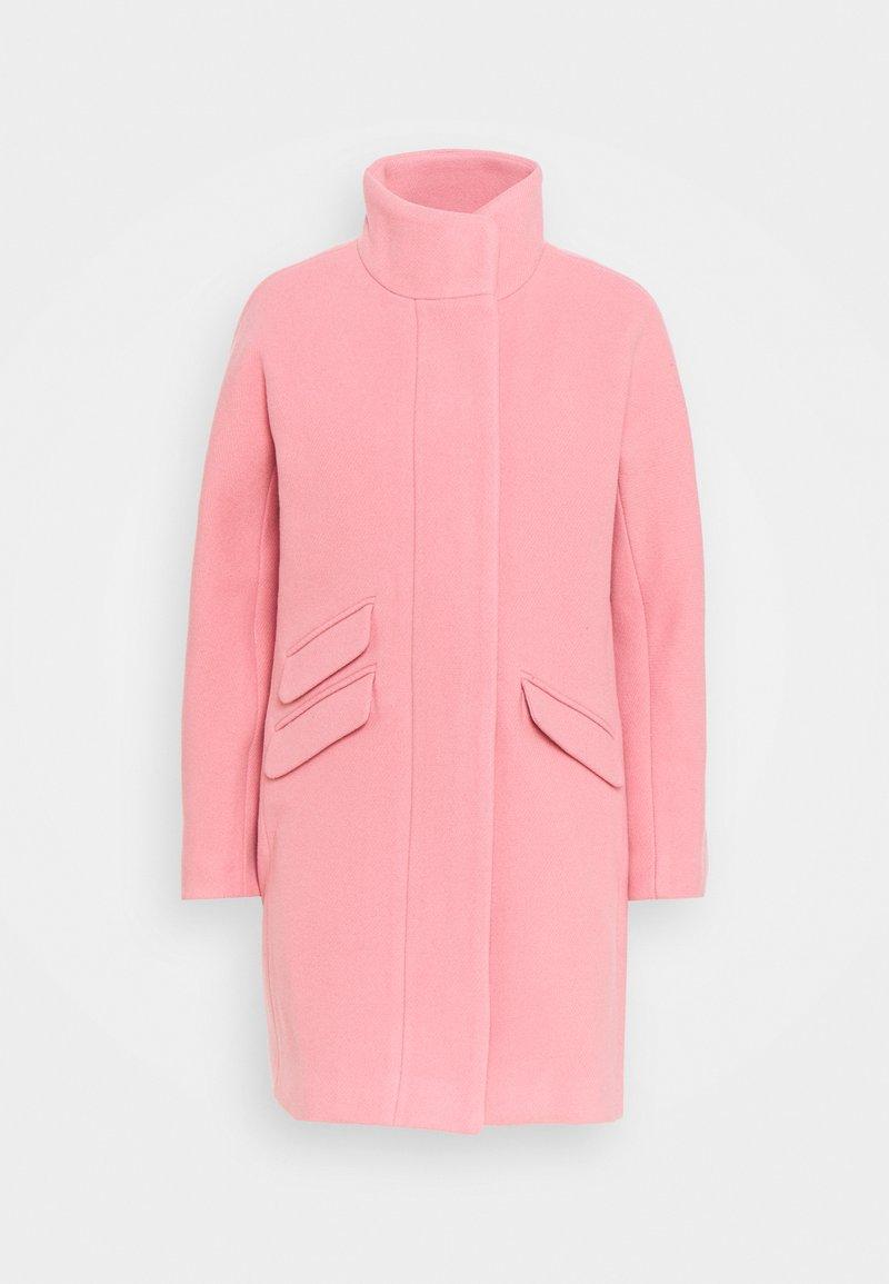 J.CREW - Klasický kabát - pale blush