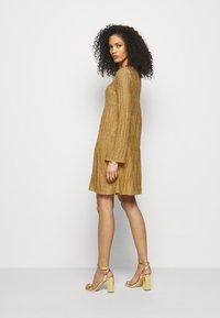 M Missoni - ABITO - Jumper dress - gold - 2