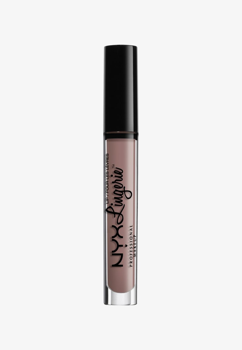 Nyx Professional Makeup - LINGERIE LIQUID LIPSTICK - Liquid lipstick - 15 bustier