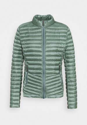 LADIES JACKET - Down jacket - mineral/light steel