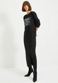 Trendyol - Maxi dress - black - 1
