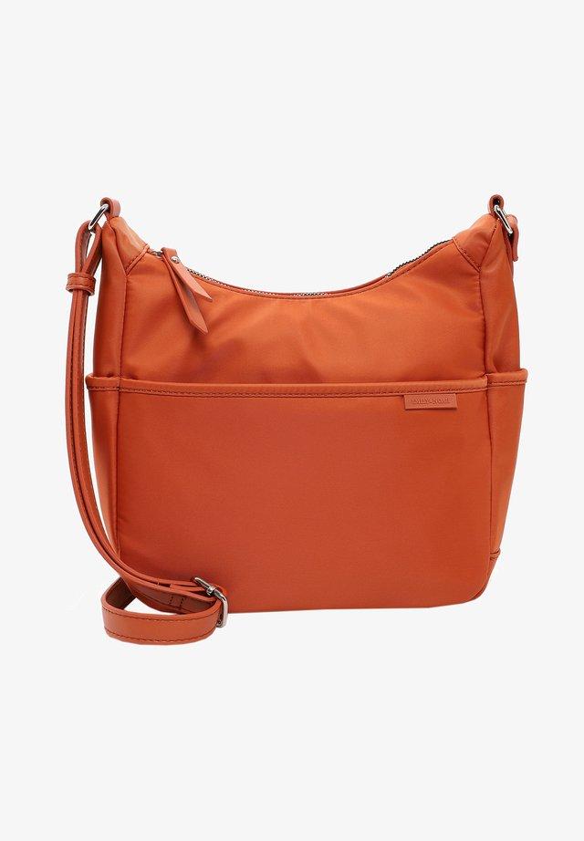 Olkalaukku - orange 610