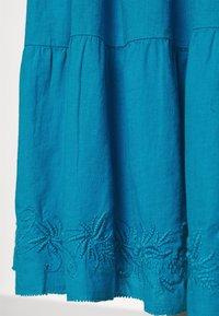 Lauren Ralph Lauren - LUHANNA PEASANT SKIRT - Pleated skirt - summer topaz - 5