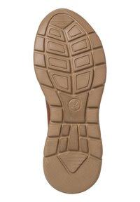 Jana - SNEAKER - Sneakers laag - chestnut - 4