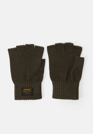 MILITARY MITTEN UNISEX - Fingerless gloves - cypress
