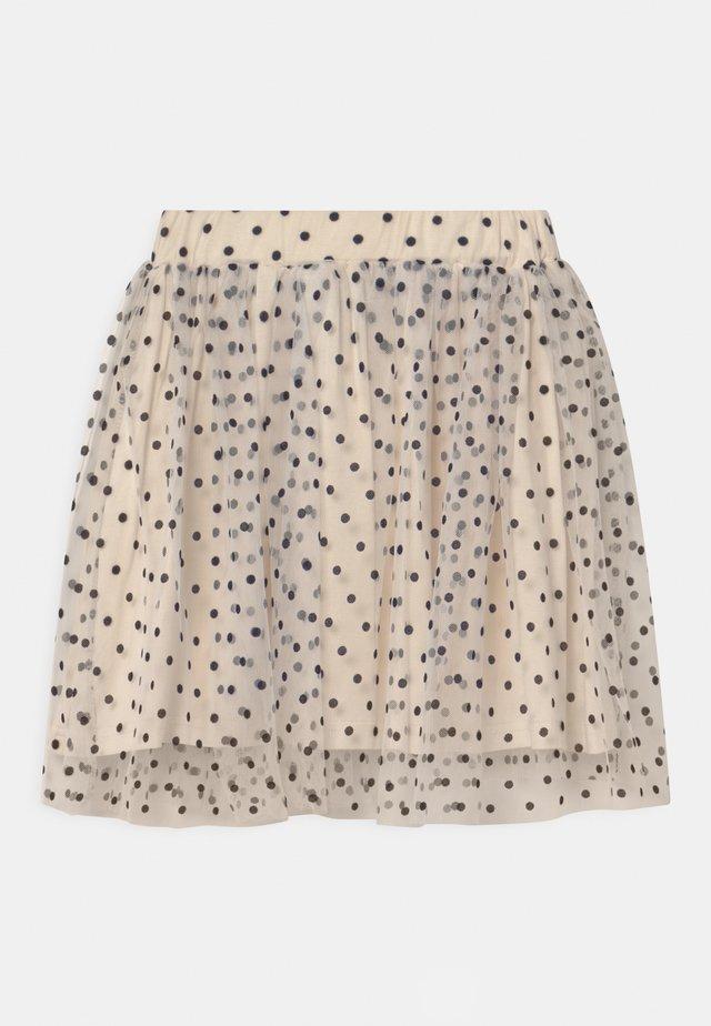 TWIST  - Mini skirt - white swan