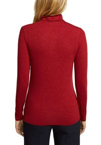 Esprit Collection - Jumper - dark red - 7