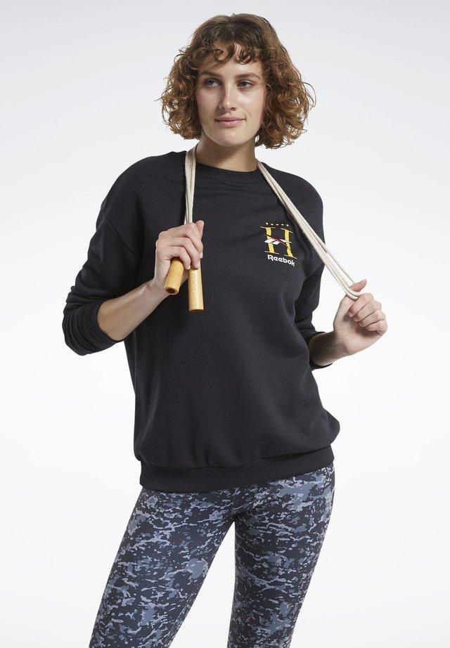 CLASSICS HOTEL CREW SWEATSHIRT - Sweater - black