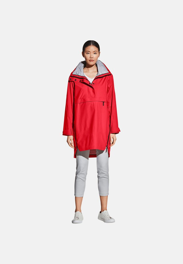 CAPETOWN - Waterproof jacket - tulip red