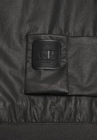 C.P. Company - TURTLE NECK - Sweatshirt - pirate black - 3