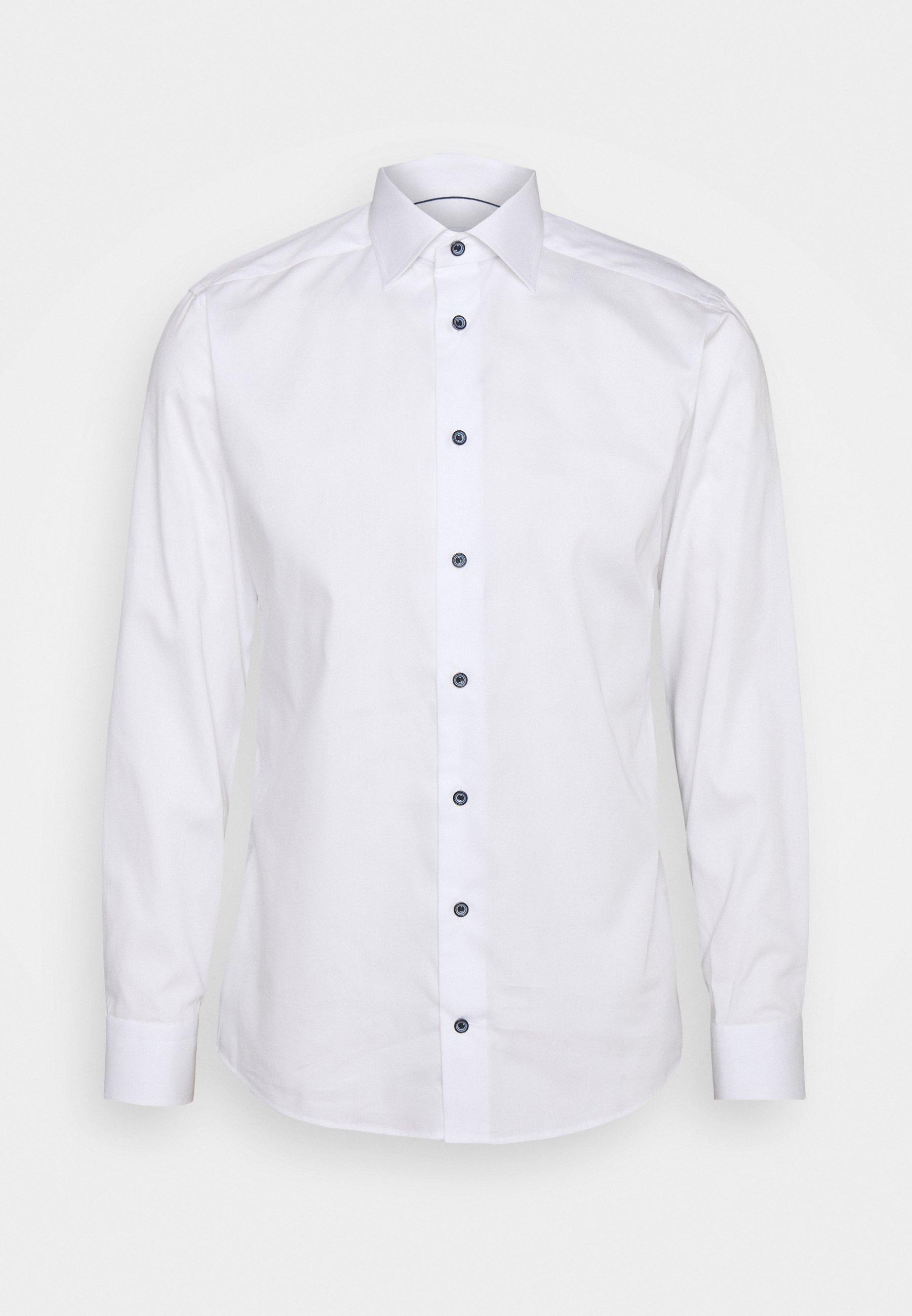 Men FINE STRIPES WEAVE SHIRT - Formal shirt
