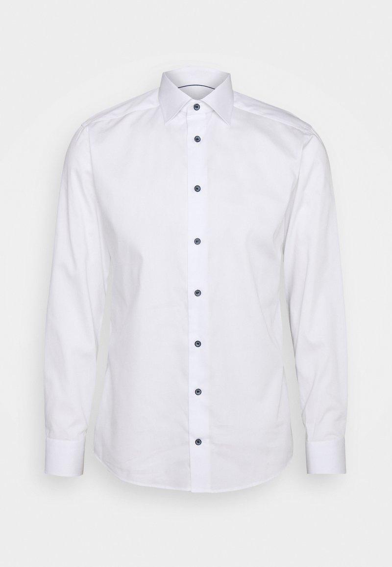 Eton - FINE STRIPES WEAVE SHIRT - Formal shirt - white