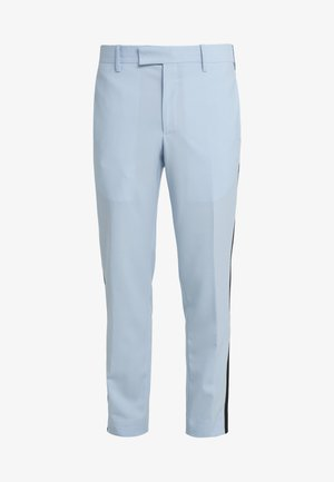GENT FORMAL TROUSER - Suit trousers - light blue