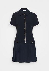 sandro - ALBERTA - Shirt dress - marine - 3