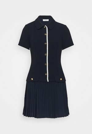 ALBERTA - Shirt dress - marine