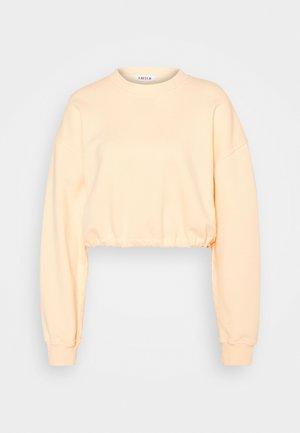 PEARL  - Sweatshirt - apricot