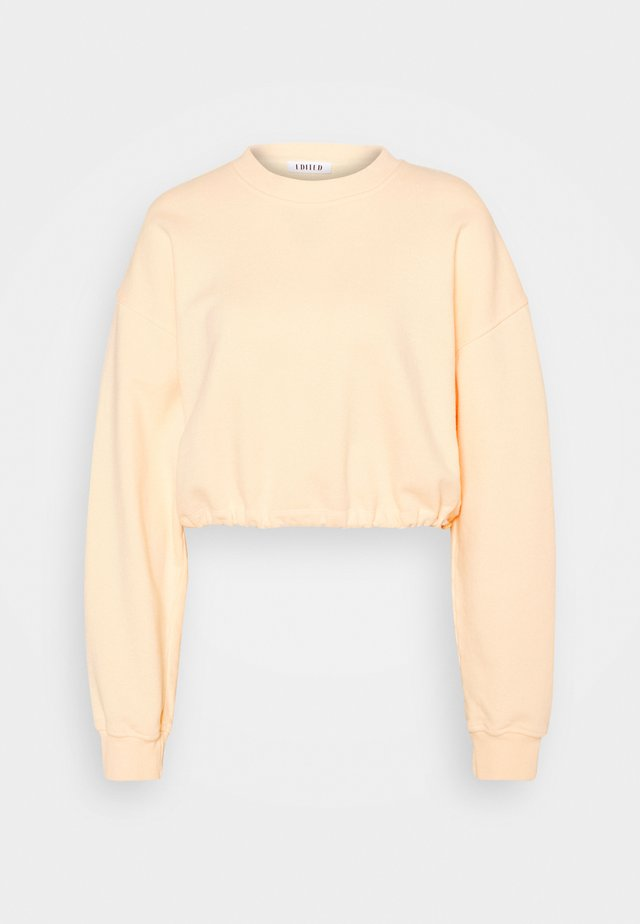 PEARL  - Sweater - apricot